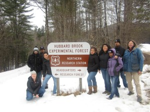 The Team at Hubbard Brook Experimental Forest